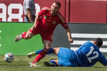 Van Gaal ha puesto sus ojos en Jordi Alba para reforzar el lateral
