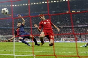 Müller abre la puerta de salida y el Barça está al acecho