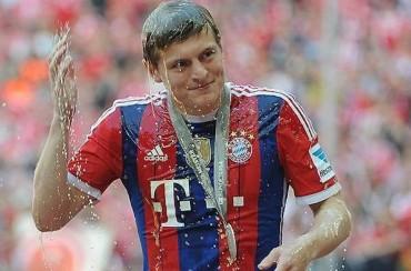 En Alemania insisten en que el Barça va a por Toni Kroos