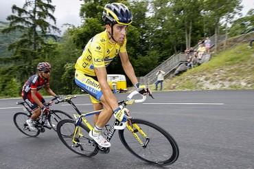 Contador y Froome, listos para el Tour de Francia