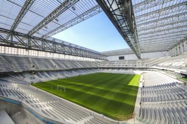 Honduras jugará en uno de los estadios más antiguos