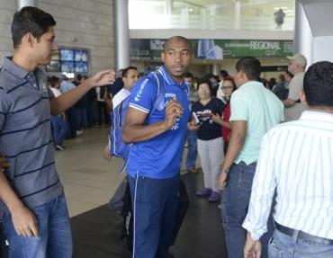 """Wilson Palacios: """"Vengo triste y dolido"""""""