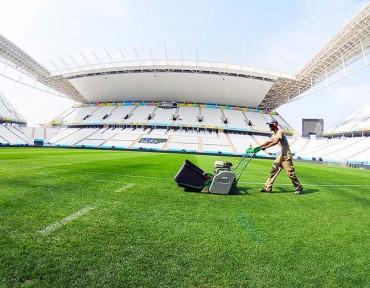Escenario de la inauguración del Mundial Brasil quedara en deuda