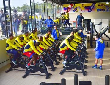 Ecuador no quiere perder el primer partido