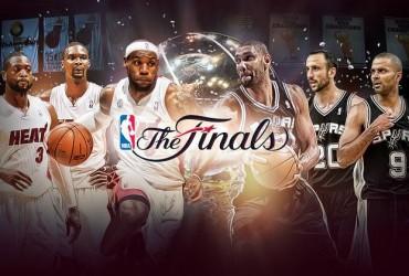 Spurs y Heat vuelven a verse las caras en la Finales de la NBA