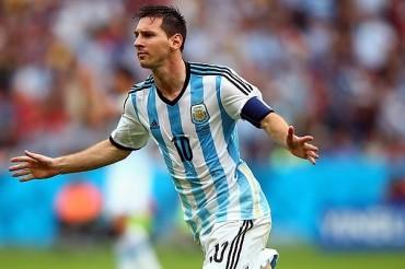 La película sobre Messi se estrenará en Río de Janeiro