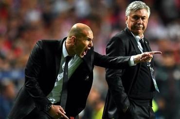 Zinedine Zidane es el nuevo DT del Real Castilla