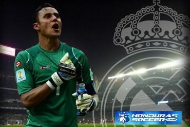 El Real Madrid ficha a Keylor Navas