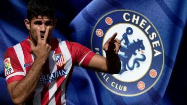 OFICIAL: El Chelsea confirma un acuerdo con el Atlético por Diego Costa