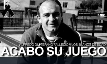 Falleció Alfredo Di Stéfano