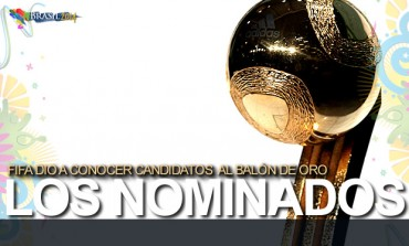 Revelaron candidatos al Mejor Jugador de Brasil 2014