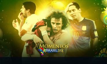 Los 5 peores momentos de Brasil 2014