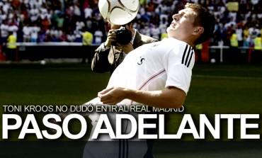 """Kroos: """"Soy el hombre adecuado para ganar títulos"""""""