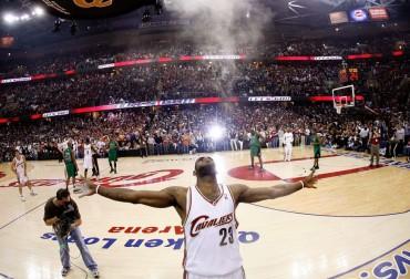LeBron James ya es el deportista más popular de Estados Unidos