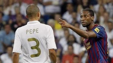 Keita explicó botellazo a Pepe: 'Me escupió'