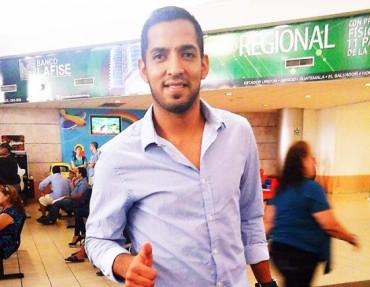 """Lucas Gómez: """"Estoy ansioso porque inicia el campeonato"""""""