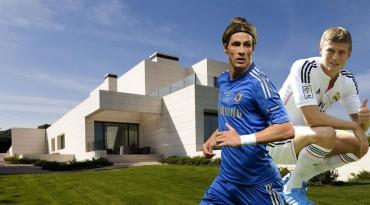 Kroos alquila la casa de Fernando Torres