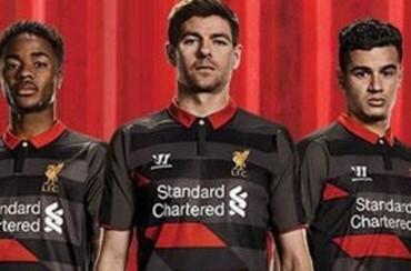 El Liverpool lanza su nuevo uniforme