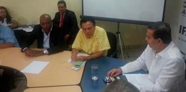 Hernán Medford fue presentado como nuevo DT de la Bicolor