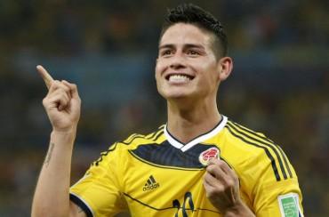 James Rodríguez el jugador que más se revalorizó en el Mundial