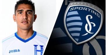 Jorge Claros es nuevo jugador del Sporting Kansas City de la MLS