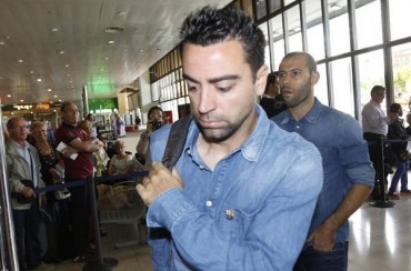 Xavi, cerca de firmar por el New York City