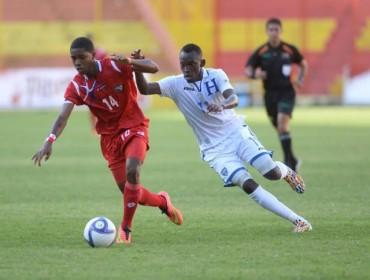 Sub-20 de Honduras inició su camino mundialista con un traspié