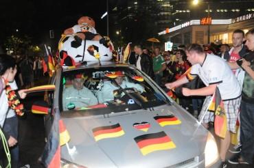Berlín explotó de alegría con Tetracampeonato alemán