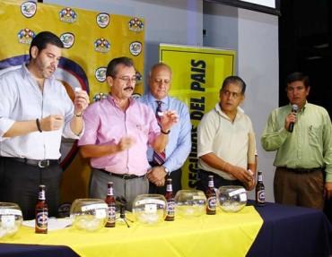 Liga Nacional definió el calendario al Torneo Apertura 2014-2015