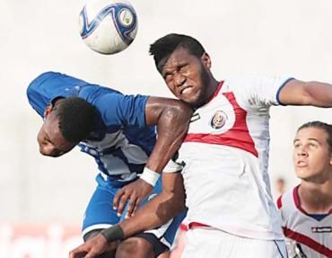 Sub-20 de Honduras perdonó Costa Rica