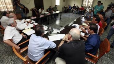 El Torneo Apertura de la Liga Nacional de Honduras peligra