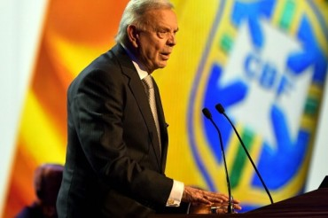 "Presidente de CBF: ""DT de Brasil no será extranjero"""