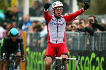 Kristoff triunfó en la etapa 12 del Tour de Francia