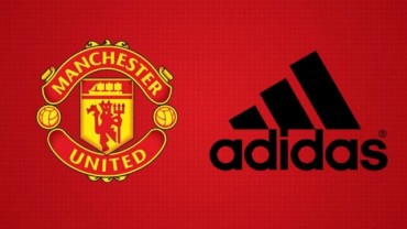 Manchester United firmó contrato con Adidas