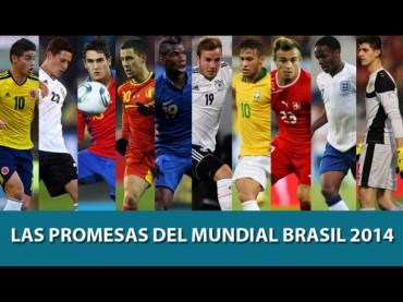 FIFA anunció a 36 candidatos a revelación del Mundial