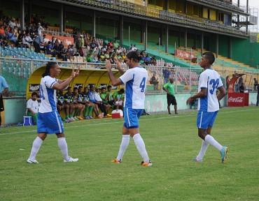 Honduras Progreso desnuda a Marathón en amistoso