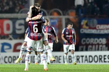 San Lorenzo casi en la Final de Libertadores, masacró al Bolívar