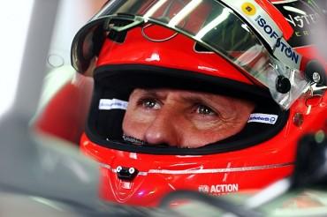 Recuperación de Schumacher, lenta pero estable