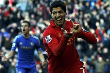 Luis Suárez se despidió del Liverpool y su afición