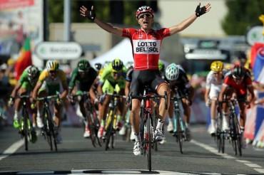 Gallopin sorprendió y se llevó la 11a etapa del Tour