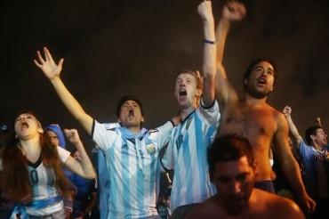 Aficionados argentinos viajarán en masa a Río de Janeiro para la Final