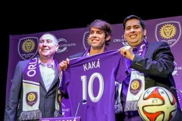 Kaká, nuevo jugador del Orlando City de la MLS