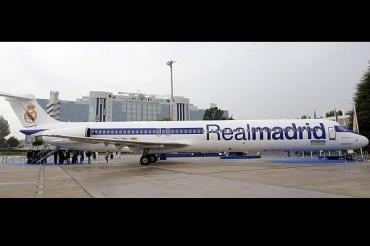 Avión argelino estrellado fue usado un año por el Real Madrid