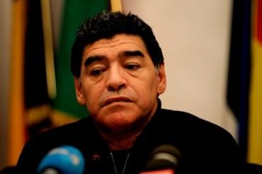 """Maradona: """"Los alemanes no fallan un pase"""""""