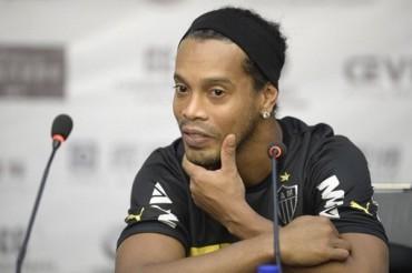 Ronaldinho acordó su salida con el Atlético Mineiro