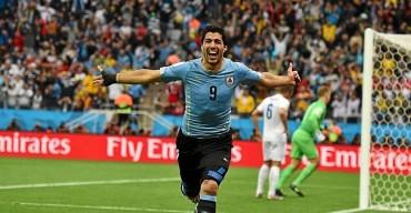 Uruguay prescindirá de Suárez en amistosos