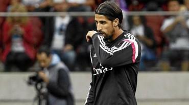 "Khedira: ""Estoy de momento algo fuera del Madrid"""