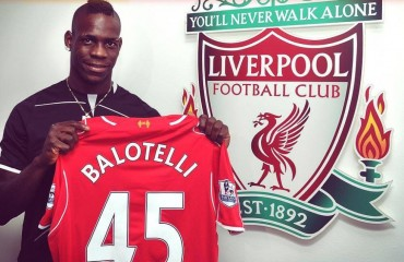 "Balotelli: ""Vine al Liverpool para ganar la Champions"""