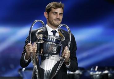 La UEFA homenajeó al Real Madrid por lograr la Décima
