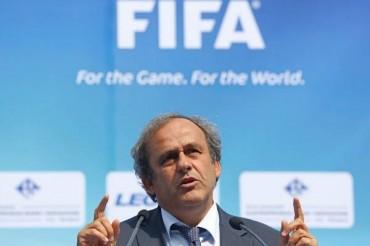 Michel Platini no buscará la Presidencia de FIFA